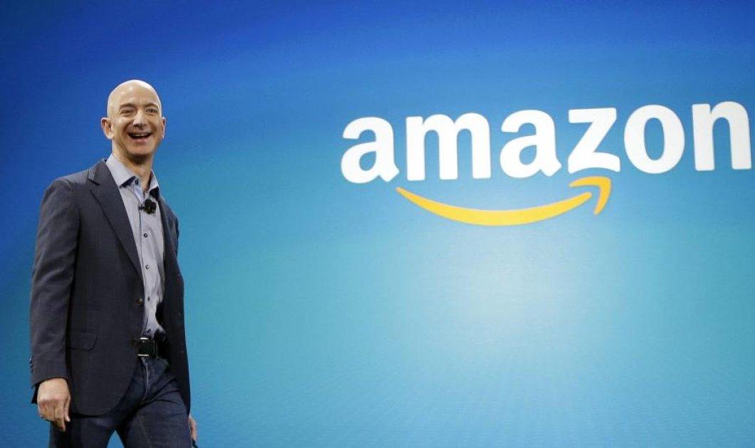 Τζεφ Μπέζος: Ο ιδιοκτήτης της «Amazon» ο πλουσιότερος άνθρωπος στον κόσμο - Ξεπέρασε τον Μπιλ Γκέιτς - Κυρίως Φωτογραφία - Gallery - Video