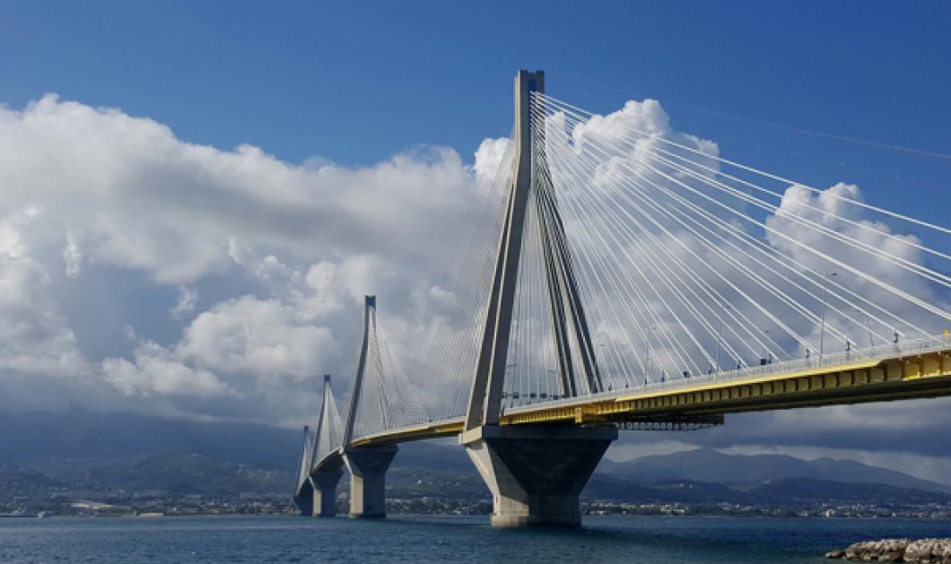 Good news- βίντεο: 6.500 χλμ η Ιονία Οδός ενώθηκε με τη γέφυρα Ρίου Αντιρρίου - Δείτε την διαδρομή - Κυρίως Φωτογραφία - Gallery - Video