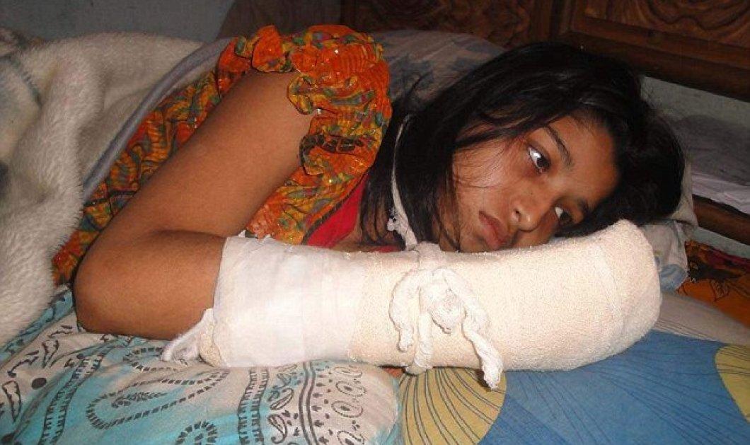 Μουσουλμάνος έκοψε τα 5 δάχτυλα της 21χρονης συζύγου του & την φίμωσε: Ήθελε να σπουδάσει  - Κυρίως Φωτογραφία - Gallery - Video