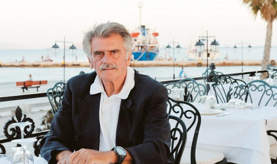 Μανώλης Βορδώνης: «Ελληνική διασπορά και ναυτιλία μπορούν να στηρίξουν την Ελλάδα» - Κυρίως Φωτογραφία - Gallery - Video