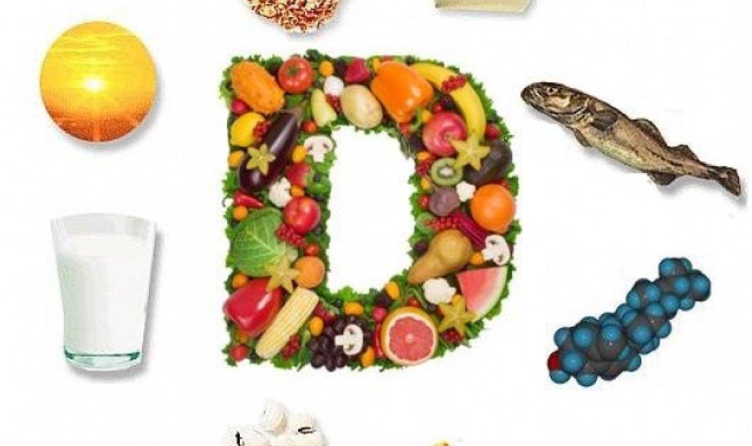 Ένα εξαιρετικό άρθρο για την Βιταμίνη D: 10 συμπτώματα που μας δείχνουν την ανεπάρκειά της - Κυρίως Φωτογραφία - Gallery - Video
