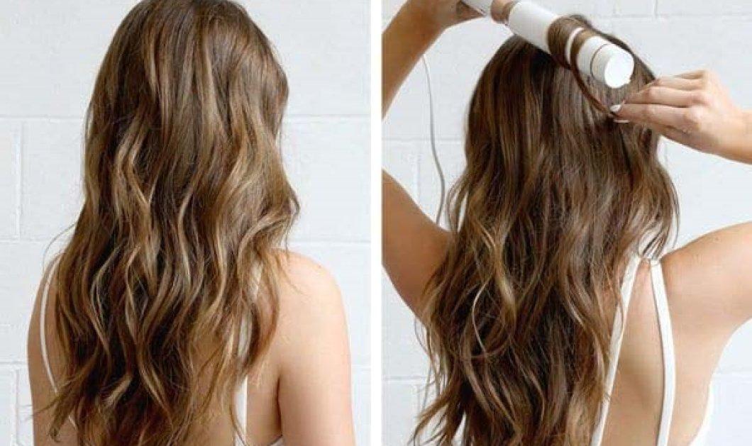 """Σαν τα... μαλλιά σας: 8 εύκολα tutorial με χτενίσματα για πολυάσχολες γυναίκες- step by step πως θα είστε στην """"πένα"""" - Κυρίως Φωτογραφία - Gallery - Video"""