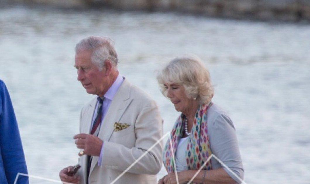 Διακοπές στην Κέρκυρα ο Πρίγκιπας Κάρολος & η Καμίλα του - Το άψογο british vacations style του ζεύγους (ΦΩΤΟ) - Κυρίως Φωτογραφία - Gallery - Video