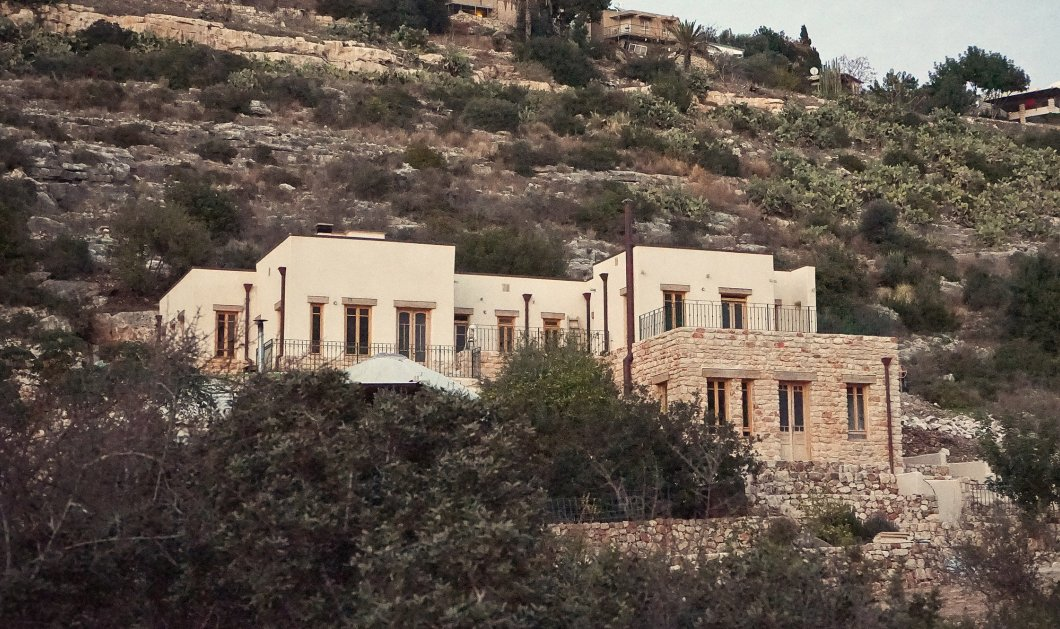 Αυτό είναι το πρώτο σπίτι που κατασκεύασαν από κάνναβη οι Ισραηλινοί: 250 τμ & εντυπωσιακό (ΦΩΤΟ)  - Κυρίως Φωτογραφία - Gallery - Video