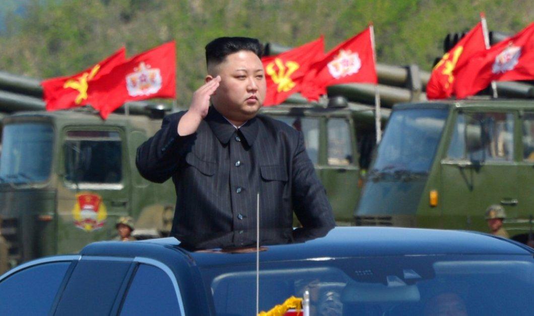 Παγκόσμια ανησυχία μετά την εκτόξευση πυραύλου της Βόρειας Κορέας - «Μπορούμε να χτυπήσουμε παντού» - Κυρίως Φωτογραφία - Gallery - Video