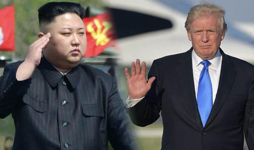 """Ο Κιμ Γιον Ουν ξεσπαθώνει: """"Ο πύραυλος ήταν δωράκι για τους μπάσταρδους Αμερικανούς στην Εθνική τους Εορτή"""" - Κυρίως Φωτογραφία - Gallery - Video"""