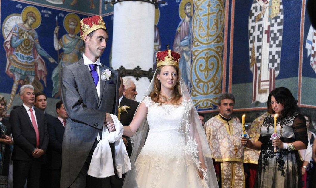Βασιλικός γάμος στην Σερβία: Ο πρίγκιπας Djordje παντρεύτηκε την αγαπημένη του Fallon Rayman σε παραδοσιακή τελετή – φωτό - Κυρίως Φωτογραφία - Gallery - Video