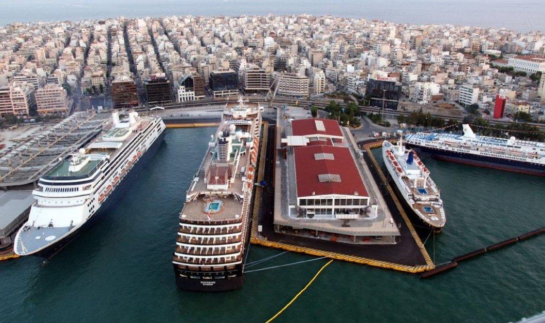 Στ. Πιτσιόρλας: Tο παγκόσμιο εμπόριο θα περνά από την χώρα μας με 2 κολοσσούς σε Πειραιά & Θεσσαλονίκη  - Κυρίως Φωτογραφία - Gallery - Video