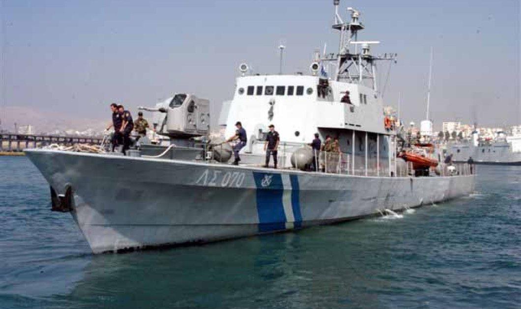 Θερμό επεισόδιο στο Αιγαίο μεταξύ σκάφους του λιμενικού και υπόπτου τουρκικού πλοίου - Η Άγκυρα προκαλεί ξανά - Κυρίως Φωτογραφία - Gallery - Video