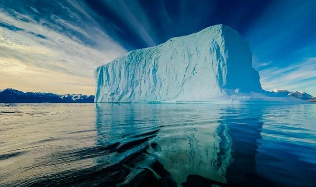 Ανταρκτική: Αποκολλήθηκε παγόβουνο έκτασης 6.000 τετραγωνικών χιλιομέτρων - Κυρίως Φωτογραφία - Gallery - Video