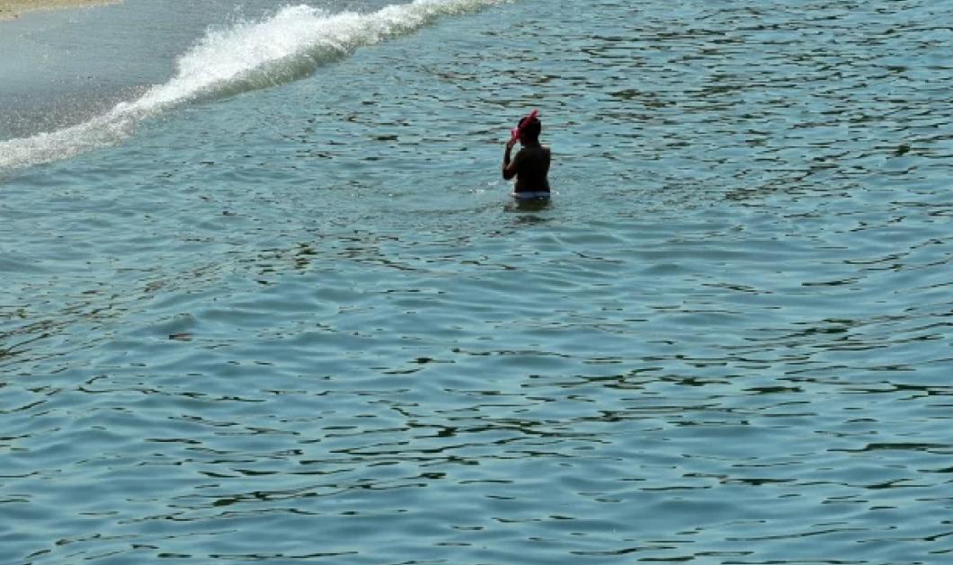 Μade in Greece: Λαγκαδάκια η πιο πιο κρύα παραλία στην Ελλάδα βρίσκεται στην Κεφαλονιά  - Κυρίως Φωτογραφία - Gallery - Video
