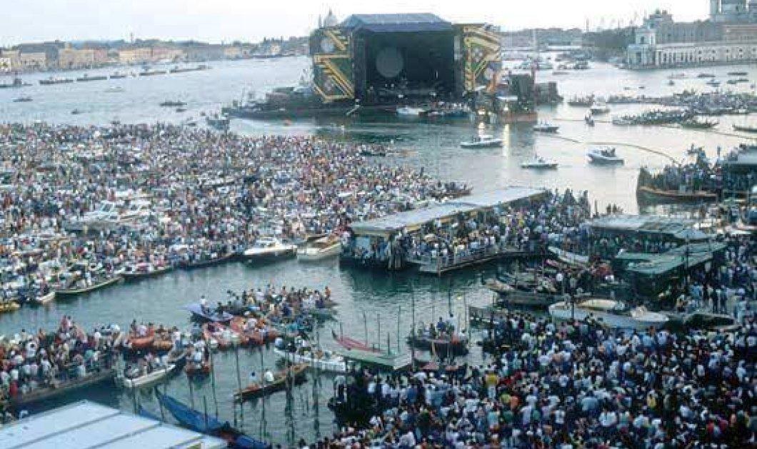 Vintage story: Όταν οι Pink Floyd βούλιαξαν με 200.000 κόσμο την Βενετία - Ιστορικη συναυλια (ΦΩΤΟ - ΒΙΝΤΕΟ)  - Κυρίως Φωτογραφία - Gallery - Video