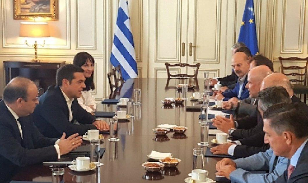 Good news: Η Ελλάδα θα σπάσει φέτος το φράγμα των 30 εκατ. τουριστών τονίζει ο Αλέξης Τσίπρας (ΒΙΝΤΕΟ) - Κυρίως Φωτογραφία - Gallery - Video