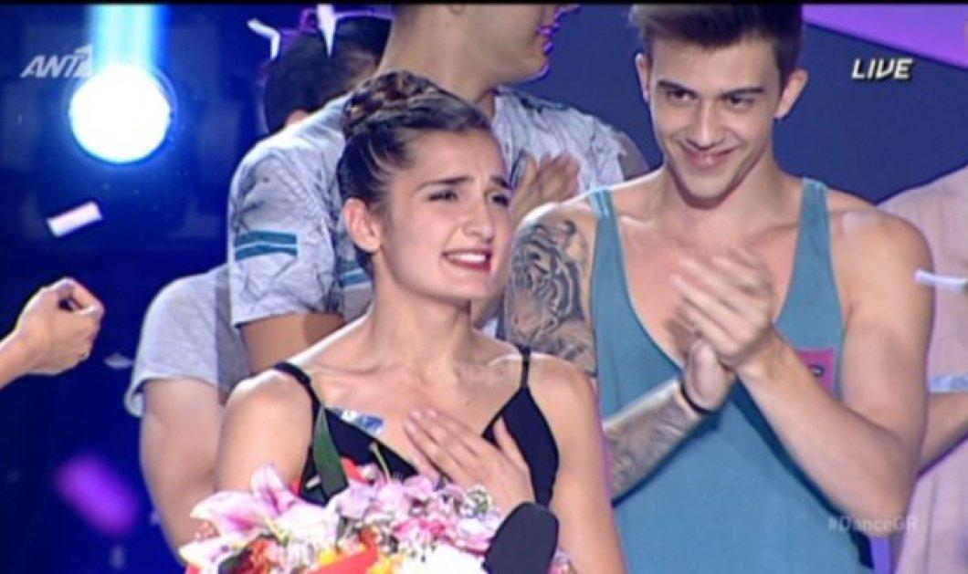 """""""So you think you can dance"""": Νικήτρια η Εύα Σωμαρακάκη που κέρδισε ένα αυτοκίνητο και 50.000 ευρώ (ΒΙΝΤΕΟ) - Κυρίως Φωτογραφία - Gallery - Video"""