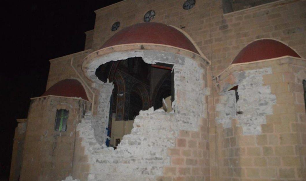 Οι αντιδράσεις του πολιτικού κόσμου για τον σεισμό στη Κω  - Κυρίως Φωτογραφία - Gallery - Video
