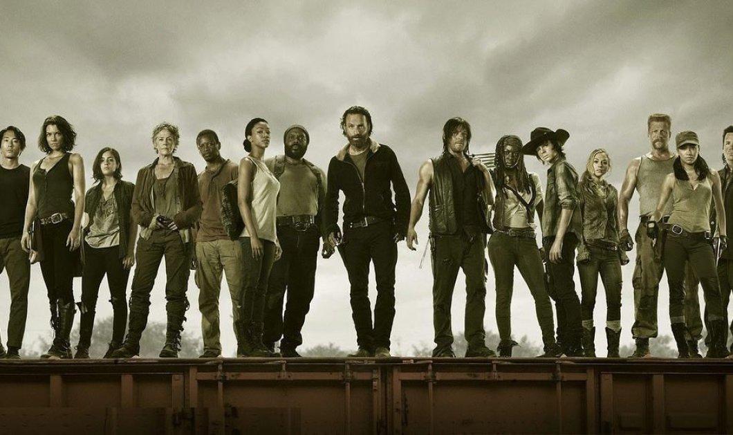 """Κασκαντέρ σκοτώθηκε στα γυρίσματα του """"The Walking Dead"""" - Έπεσε απο 20 μετρα ύψος σε δυσκολη σκηνη (ΦΩΤΟ)  - Κυρίως Φωτογραφία - Gallery - Video"""