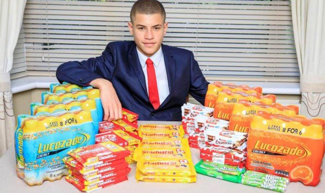 Story of the day: 15χρονος μαθητής έγινε επιχειρηματίας και πλούσιος ξεκινώντας με μια απλή σκέψη (ΦΩΤΟ)  - Κυρίως Φωτογραφία - Gallery - Video