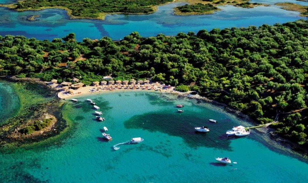 Βίντεο: οι Μπαχάμες της Ελλάδας – Λιχαδονήσια - Κυρίως Φωτογραφία - Gallery - Video