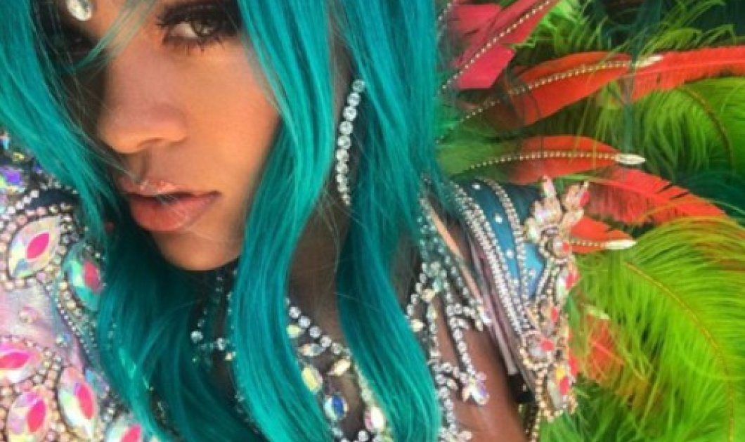 Η εκθαμβωτική μεταμόρφωση της Ριάνα: ζουμερή εξωτική θεά , χορεύει με πάθος & το Ίντερνετ αναστενάζει - βίντεο – φωτό - Κυρίως Φωτογραφία - Gallery - Video