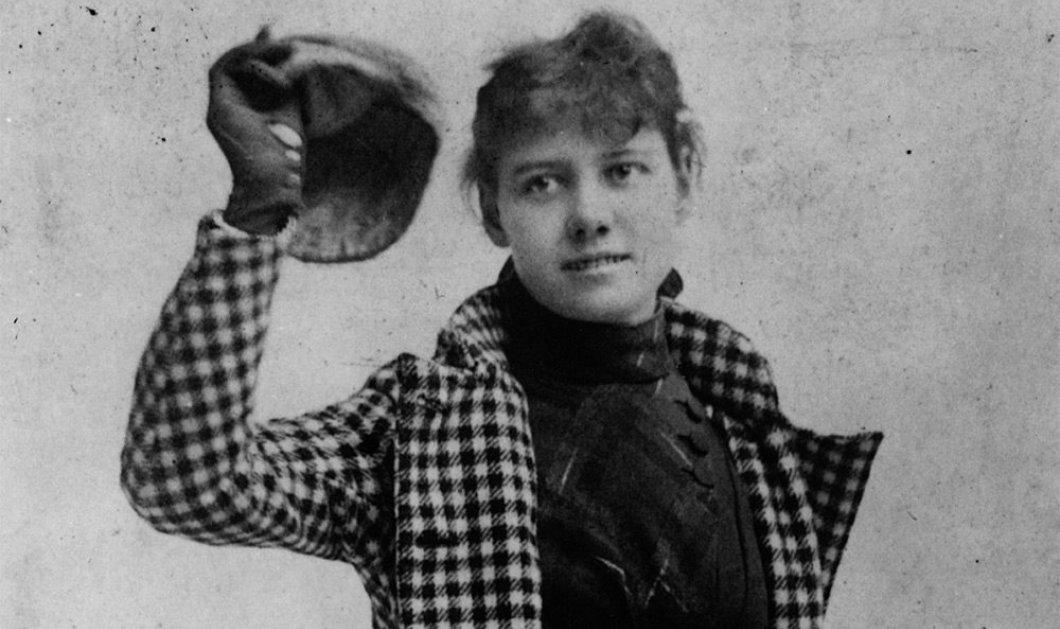 Vintage story:  Όταν η δημοσιογράφος Nellie Bly παρίστανε την τρελή για να αποκαλύψει τις θηριωδίες μιας ψυχιατρικής κλινικής  - Κυρίως Φωτογραφία - Gallery - Video