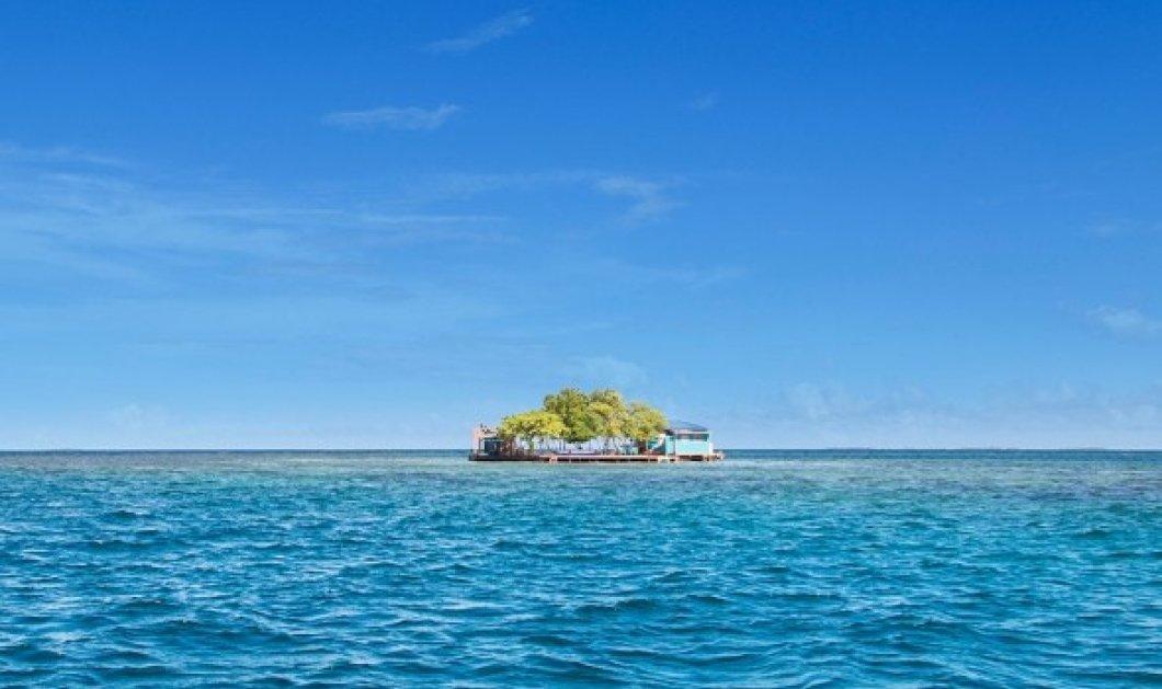 Με 600$ νοικιάζετε για πάρτη σας αυτό το παραδεισένιο νησάκι στην Καραϊβική & στο AIRNBNB - Κυρίως Φωτογραφία - Gallery - Video