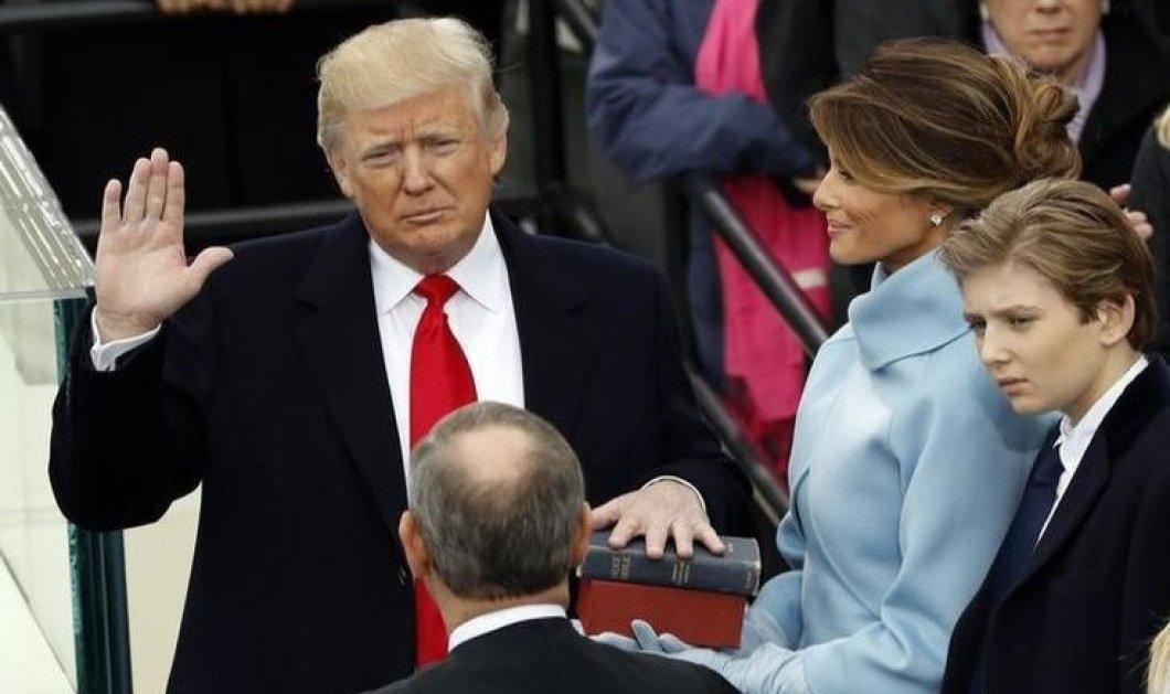 Μετά από έξι μήνες προεδρίας: Ο Τραμπ στο χαμηλότερο ποσοστό της δημοτικότητάς του  - Κυρίως Φωτογραφία - Gallery - Video