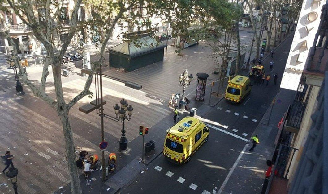 Σε κρίσιμη κατάσταση 3 από τα 4 μέλη της οικογένειας των Ελλήνων που τραυματίστηκαν στη Βαρκελώνη - Κυρίως Φωτογραφία - Gallery - Video
