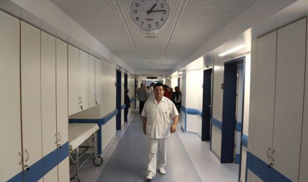Αγωγή και μήνυση κατά του Άγγλου ασθενή για συκοφαντική δυσφήμιση - 250.000 ευρώ ζητάει το Νοσοκομείο Ρόδου - Κυρίως Φωτογραφία - Gallery - Video