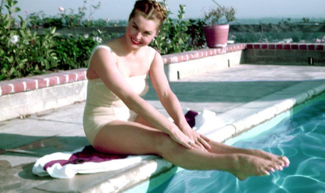 Καταπληκτικό βίντεο: Όταν η θεά της πισίνας και του Χόλιγουντ Έστερ Ουίλιαμ βουτάει στο νερό - Κυρίως Φωτογραφία - Gallery - Video