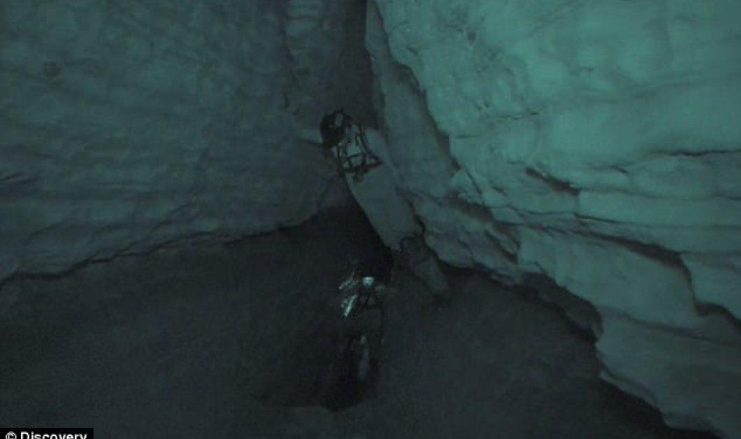 Το πιο τρομακτικό ριάλιτι που έγινε ποτέ: στο Discovery Channel οι παίκτες επί 6 μέρες ψάχνουν διέξοδο στο απόλυτο σκοτάδι! - Κυρίως Φωτογραφία - Gallery - Video