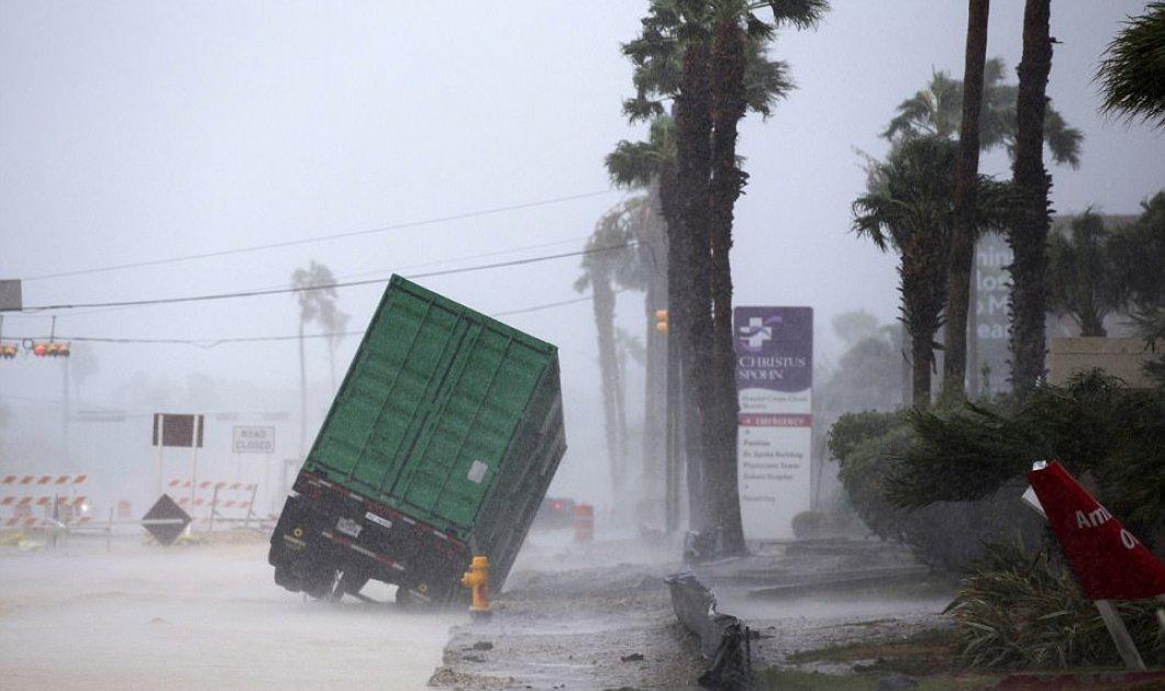 LIVE: ο τυφώνας Χάρβει χτυπάει το Τέξας – η χειρότερη καταιγίδα των τελευταίων ετών – σε κατάσταση φυσικής καταστροφής η περιοχή - Κυρίως Φωτογραφία - Gallery - Video