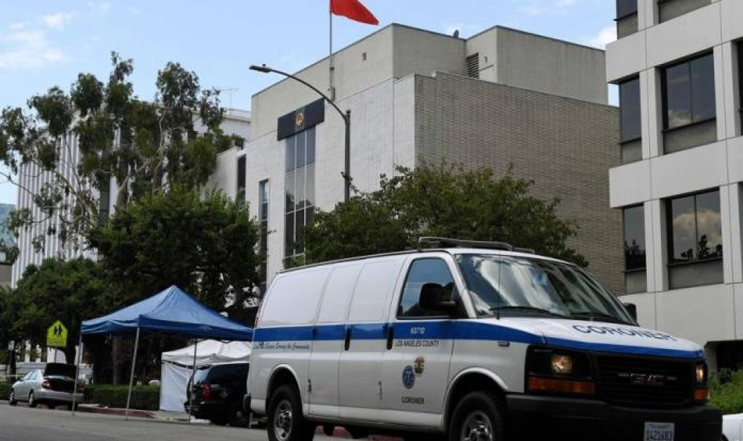 Λος Άντζελες: Άνδρας άνοιξε πυρ εναντίον του προξενείου της Κίνας και μετά αυτοκτόνησε - Κυρίως Φωτογραφία - Gallery - Video