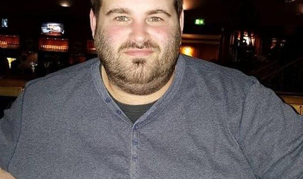 """""""Ευχαριστώ που με απάτησες, έχασα 100 κιλά"""": πώς ο νεαρός παχύσαρκος έγινε άλλος άνθρωπος – φωτό - Κυρίως Φωτογραφία - Gallery - Video"""