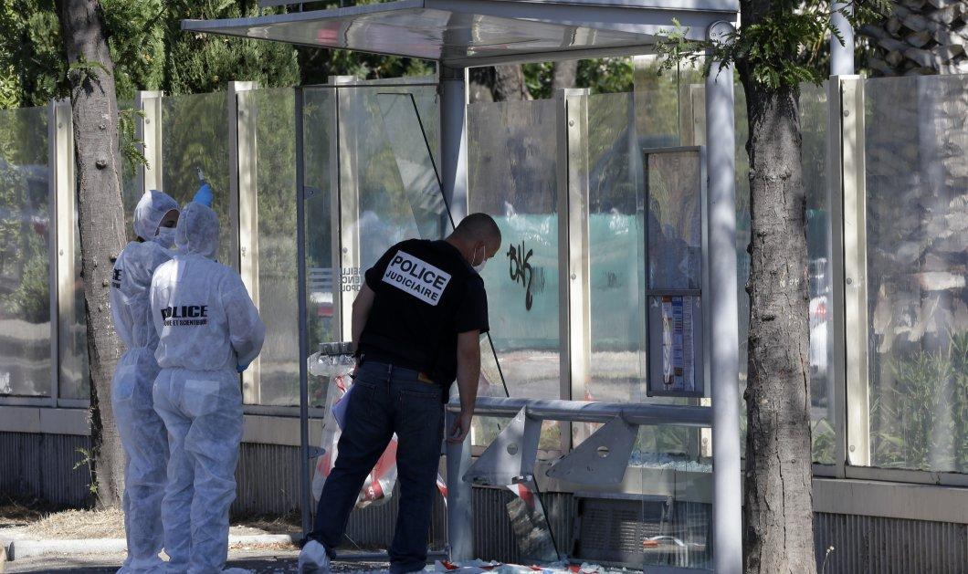 Ένας νεκρός από λεωφορείο που έπεσε πάνω σε στάση στη Μασσαλία - Κυρίως Φωτογραφία - Gallery - Video