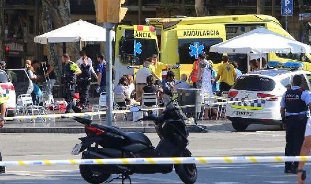 Ελεύθερος ο δράστης της επίθεσης στη Βαρκελώνη – Παραμένει ασύλληπτος - Κυρίως Φωτογραφία - Gallery - Video