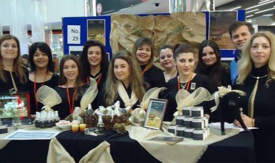 Μade in greece οι Μαθήτριες από τις Σέρρες: Δημιουργούν προϊόντα μαλλιών από βούτυρο βουβαλιού - Κυρίως Φωτογραφία - Gallery - Video