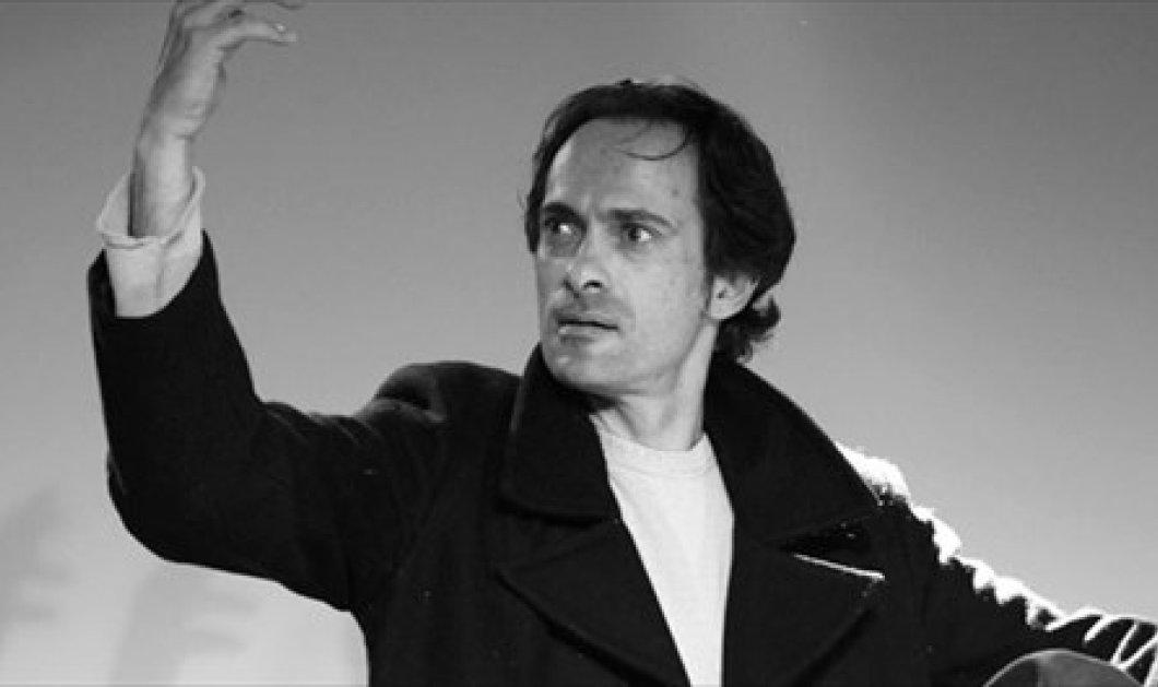 Έφυγε από τη ζωή ο ηθοποιός Πέτρος Αλατζάς - Κυρίως Φωτογραφία - Gallery - Video