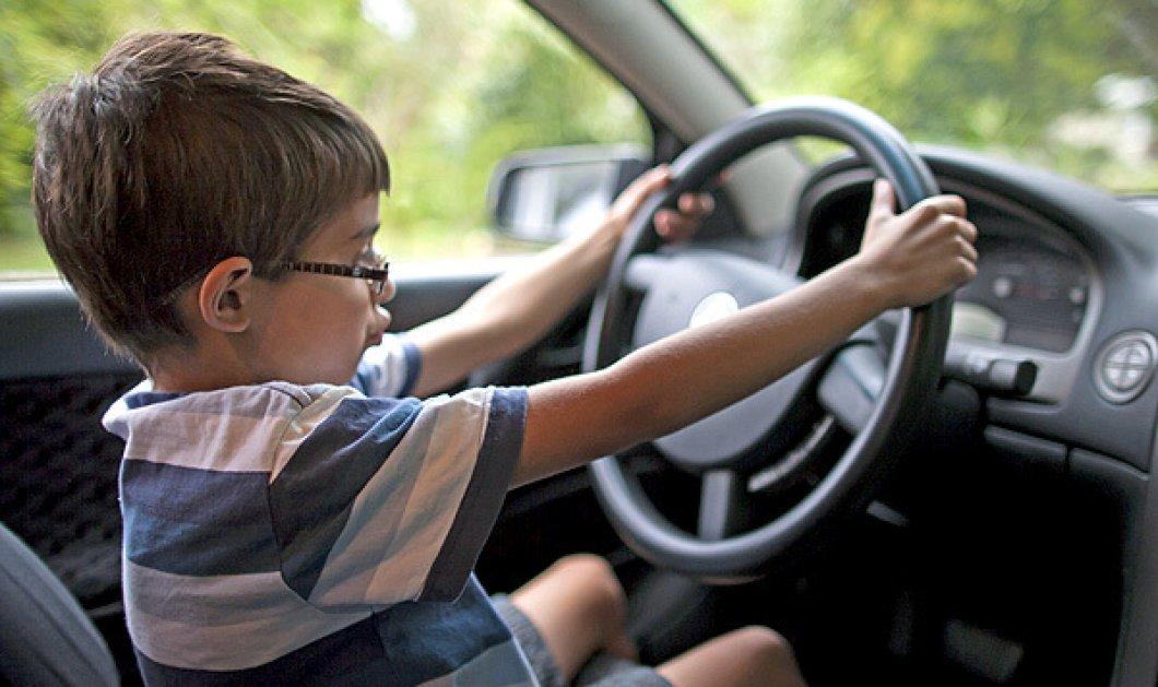 7χρονος Νορβηγός πήρε τα κλειδιά του μπαμπά & οδήγησε μερικά χιλιόμετρα έως ότου τον συνέλαβαν - Κυρίως Φωτογραφία - Gallery - Video