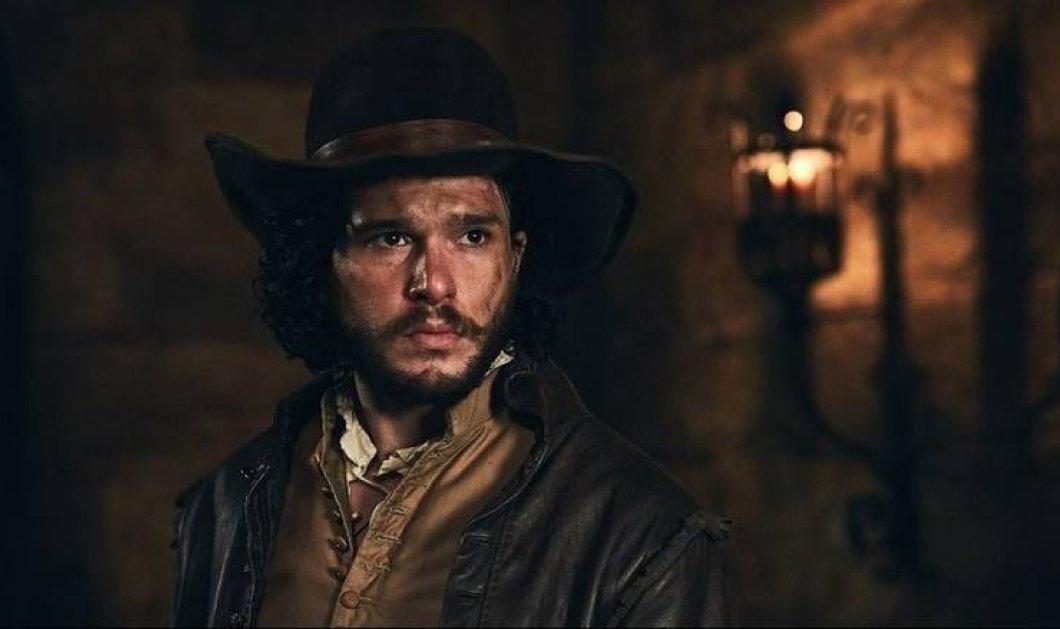 Ο Jon Snow αφήνει για λίγο το «Game of Thrones» για το... «Gunpowder» - Κυρίως Φωτογραφία - Gallery - Video