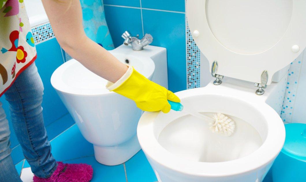 Εύκολη και γρήγορη λύση - Δείτε πως θα καθαρίσετε την τουαλέτα σε 3 λεπτά (ΒΙΝΤΕΟ) - Κυρίως Φωτογραφία - Gallery - Video