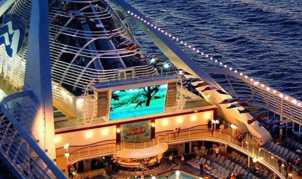 Ο καπετάνιος πολυτελούς κρουαζιερόπλοιου διέταξε συσκότιση για τον φόβο των πειρατών: 10 μέρες οι επιβάτες έμειναν κρυμμένοι - Κυρίως Φωτογραφία - Gallery - Video