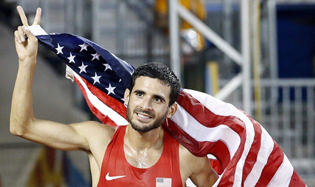 Αμερικανός Ολυμπιονίκης δρομέας βρέθηκε νεκρός σε πισίνα - Κυρίως Φωτογραφία - Gallery - Video