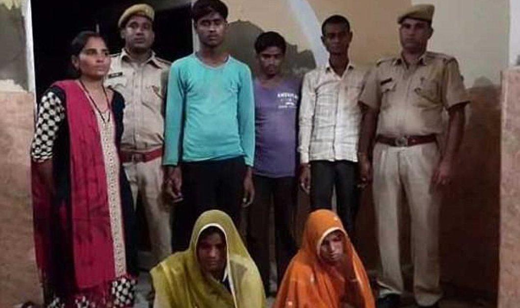 Φρικαλέα βιαιότητα : Συγγενείς έκαψαν μητέρα στην Ινδία γιατί τάχα ήταν μάγισσα μπροστά στον 15χρονο γιο της - Κυρίως Φωτογραφία - Gallery - Video