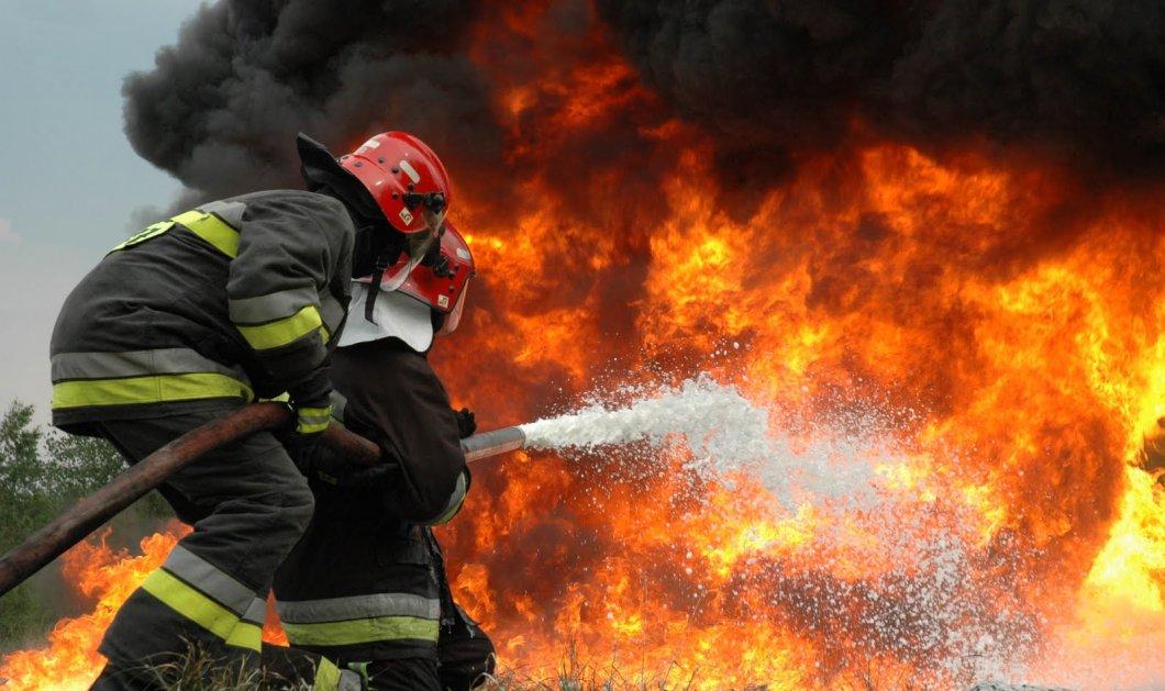 50 πυρκαγιές τις τελευταίες 24 ώρες: Πολύ υψηλός κίνδυνος και για σήμερα - Ο χάρτης της Γενικής Γραμματείας Πολιτικής Προστασίας - Κυρίως Φωτογραφία - Gallery - Video