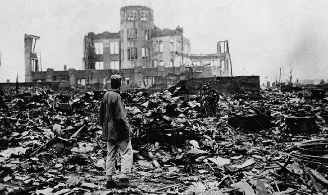 Ιαπωνία: 72 χρόνια από την ατομική βόμβα στη Χιροσίμα - Κυρίως Φωτογραφία - Gallery - Video