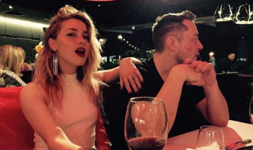Νέος επώδυνος χωρισμός για την Amber Heard: Ο Elon Musk πατέρας 5 γιων δεν είναι πια μαζί της - Να γιατί - Κυρίως Φωτογραφία - Gallery - Video