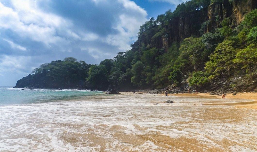 Λένε πως αυτή είναι η πιο όμορφη παραλία του κόσμου; Ή μήπως και η πιο επικίνδυνη; - Κυρίως Φωτογραφία - Gallery - Video