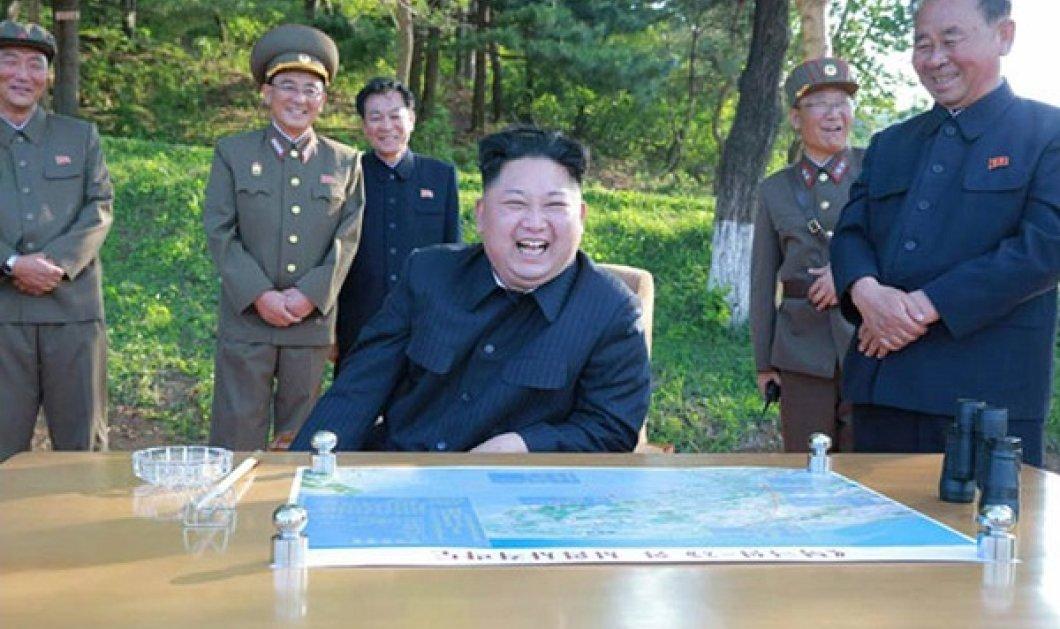 Παγκόσμια ένταση & συναγερμός: Η Βόρεια Κορέα εκτόξευσε πύραυλο που πέρασε πάνω από την Ιαπωνία - Κυρίως Φωτογραφία - Gallery - Video