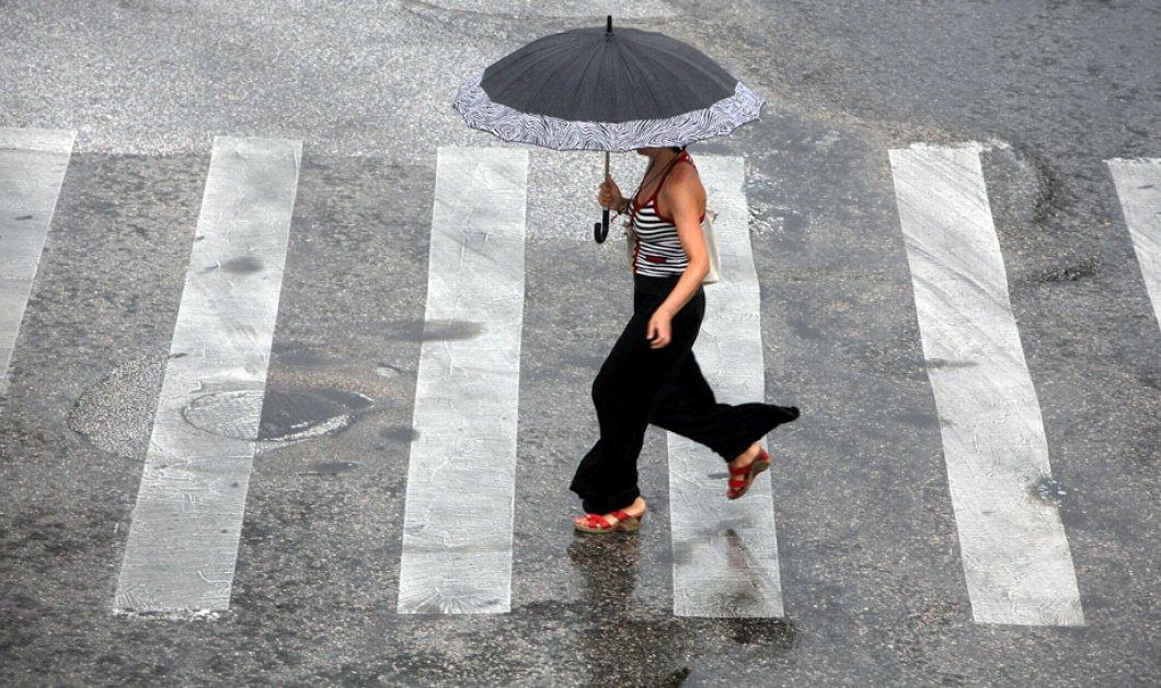 Χαλάει ο καιρός – Καταιγίδες και έντονα φαινόμενα μετά τον καύσωνα - Κυρίως Φωτογραφία - Gallery - Video
