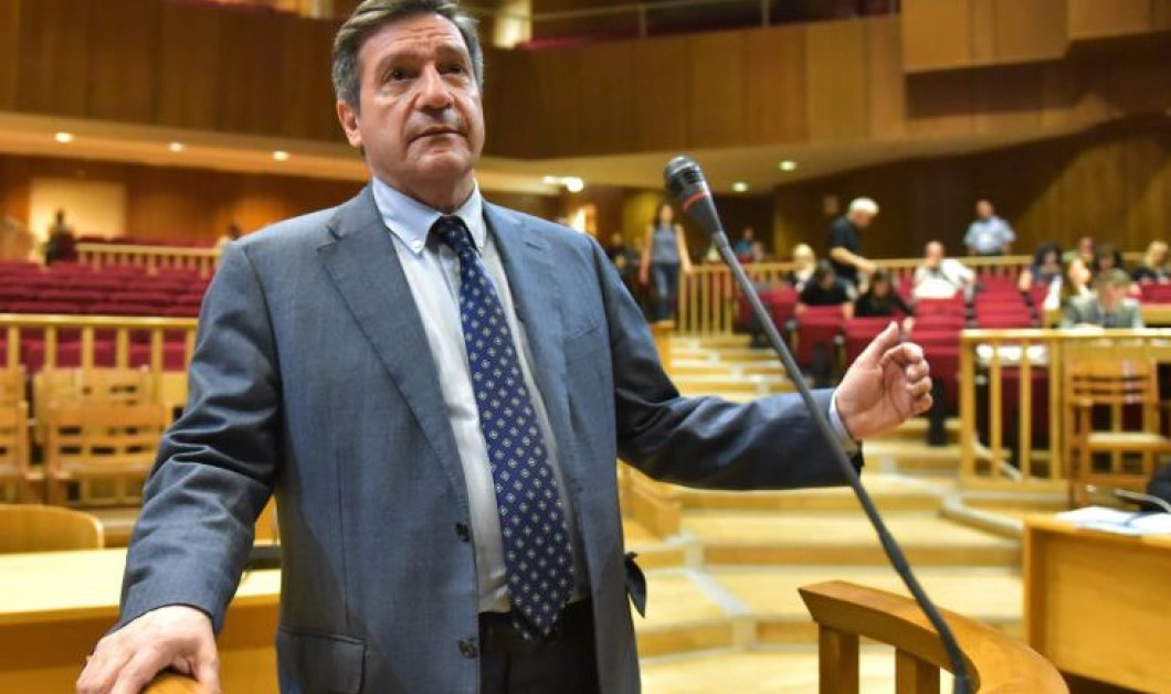 Ο Γιώργος Καμίνης αντίπαλος της Φώφης Γεννηματά για την ηγεσία της ΔΗΣΥ  - Κυρίως Φωτογραφία - Gallery - Video